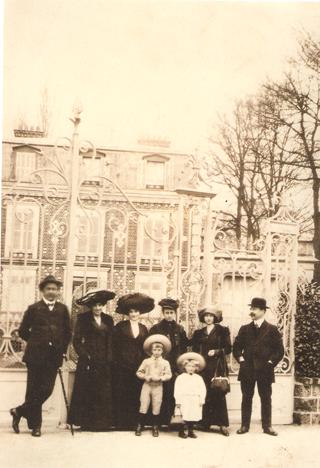 Le Vésinet 1909